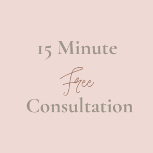 Click the link to schedule your 15 minute free counseling consultation.